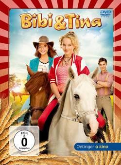 Bibi & Tina – Der Kinofilm (DVD) von Donnelly,  Elfie