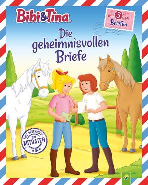 Bibi & Tina Die geheimnisvollen Briefe von Jutta Langer S. L., Svenja Dieken