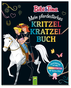 Bibi & Tina – Mein pferdestarkes Kritzel-Kratzel-Buch