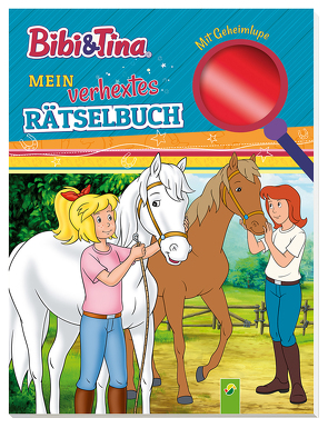 Bibi & Tina Mein verhextes Rätselbuch