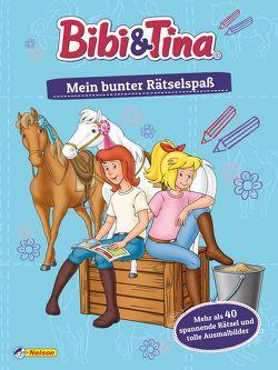 Bibi und Tina: Mein bunter Rätselspaß