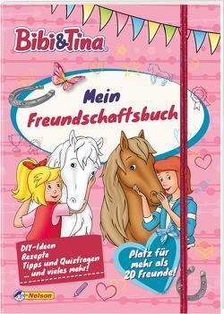 Bibi und Tina: Mein Freundschaftsbuch