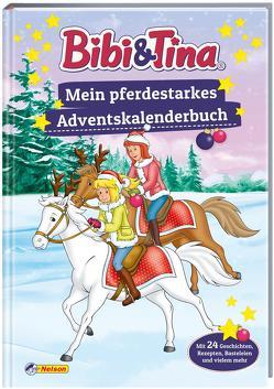 Bibi und Tina: Mein pferdestarkes Adventskalenderbuch