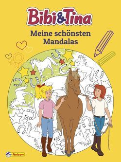 Bibi und Tina: Meine schönsten Mandalas