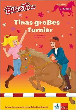 Bibi und Tina – Tinas großes Turnier von Wolke,  Rainer