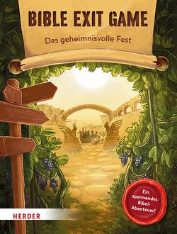 BIBLE EXIT GAME von Kunz,  Daniel, Opperer,  Christian, Stegerer,  Lisa