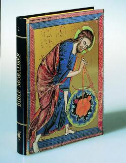 Bible moralisée von Haussherr,  Reiner, Stork,  Hans W