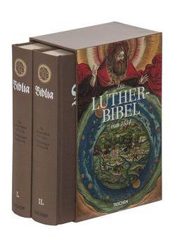 Biblia – Die Lutherbibel von 1534 von Cranach,  Lucas, Füssel,  Stephan, Luther,  Martin