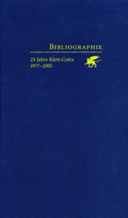 Bibliographie von Ditrich,  Volker, Klett,  Michael, Lachenmayer,  Ute