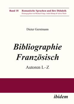 Bibliographie Französisch von Frings,  Michael, Gerstmann,  Dieter, Klump,  Andre