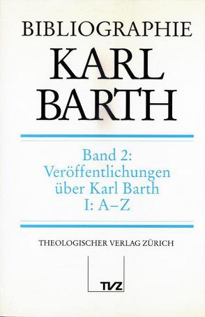 Bibliographie Karl Barth von Drewes,  Hans A, Osthof,  Jakob M, Wildi,  Hans Markus