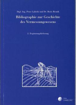 Bibliographie zur Geschichte des Vermessungswesens von Labicki,  Peter