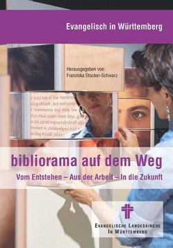 bibliorama auf dem Weg von Stocker-Schwarz,  Franziska