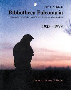 Bibliotheca Falconaria von Klüh,  Peter N