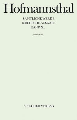 Bibliothek von Bukauskaite,  Dalia, Heumann,  Konrad, Hofmannsthal,  Hugo von, Ritter,  Ellen