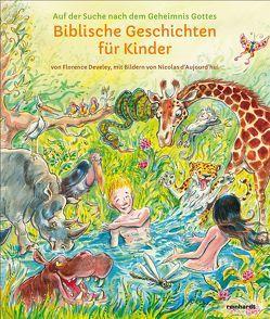 Biblische Geschichten für Kinder von D'Aujourd'hui,  Nicolas, Develey,  Florence