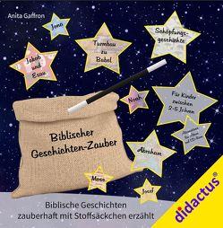 Biblischer Geschichtenzauber von Gaffron,  Anita