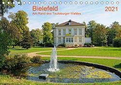 Bielefeld Am Rand des Teutoburger Waldes (Tischkalender 2021 DIN A5 quer) von Selection,  Prime