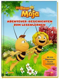 Biene Maja: Abenteuer-Geschichten zum Lesenlernen