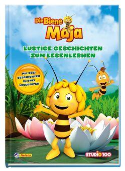 Biene Maja: Lustige Geschichten zum Lesenlernen