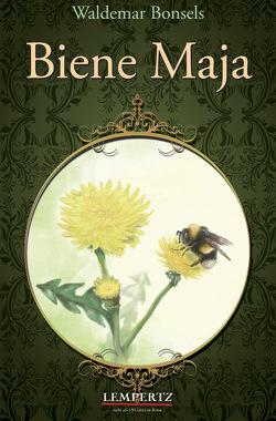 Biene Maja von Bonsels,  Waldemar