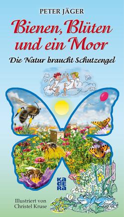 Bienen, Blüten und ein Moor von Jäger,  Peter