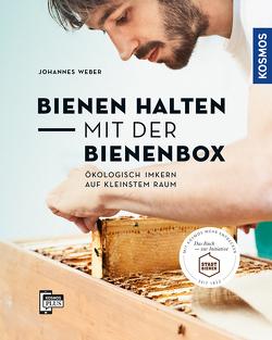 Bienen halten mit der BienenBox von Weber,  Johannes