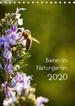 Bienen im Naturgarten (Tischkalender 2020 DIN A5 hoch) von Gartenchaosliebe