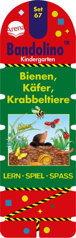 Bienen, Käfer, Krabbeltiere von Barnhusen,  Friederike, Johannsen,  Bianca