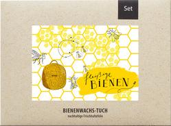 Bienenwachstuch Bienchen