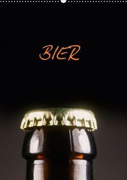 Bier (Wandkalender 2018 DIN A2 hoch) von N.,  N.