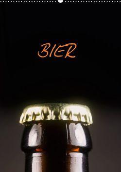 Bier (Wandkalender 2019 DIN A2 hoch) von N.,  N.