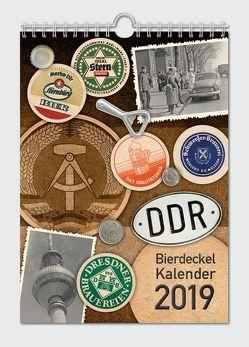 Bierdeckelkalender DDR 2019