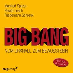 Big Bang: Vom Urknall zum Bewusstsein von Lesch,  Harald, Schrenk,  Friedemann, Spitzer,  Manfred