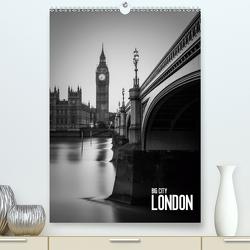 Big City London (Premium, hochwertiger DIN A2 Wandkalender 2020, Kunstdruck in Hochglanz) von Meutzner,  Dirk
