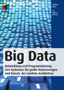 Big Data von Marz,  Nathan, Warren,  James