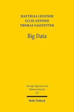 Big Data von Antoine,  Lucie, Leistner,  Matthias, Sagstetter,  Thomas