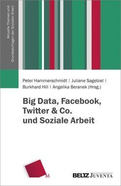 Big Data, Facebook, Twitter & Co. und Soziale Arbeit von Beranek,  Angelika, Hammerschmidt,  Peter, Hill,  Burkhard, Sagebiel,  Juliane