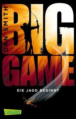 Big Game – Die Jagd beginnt von Niehaus,  Birgit, Smith,  Dan