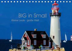 Big in Small – Kleine Leute Große Welt (Tischkalender 2019 DIN A5 quer) von Konieczka,  Andreas