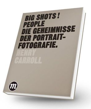 BIG SHOTS! PEOPLE von Carroll,  Henry