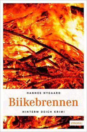 Biikebrennen von Nygaard,  Hannes