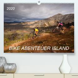 Bike Abenteuer Island (Premium, hochwertiger DIN A2 Wandkalender 2020, Kunstdruck in Hochglanz) von Faltermaier,  Franz
