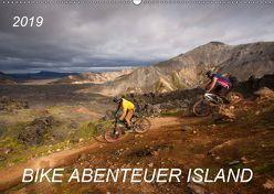 Bike Abenteuer Island (Wandkalender 2019 DIN A2 quer) von Faltermaier,  Franz