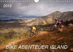 Bike Abenteuer Island (Wandkalender 2019 DIN A4 quer) von Faltermaier,  Franz