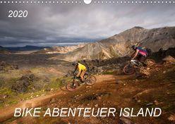 Bike Abenteuer Island (Wandkalender 2020 DIN A3 quer) von Faltermaier,  Franz