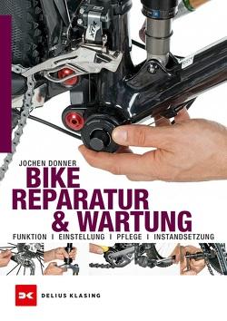 Bike-Reparatur von Donner,  Jochen