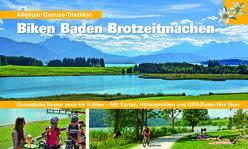 Biken Baden Brotzeitmachen von Schlösser,  Klaus
