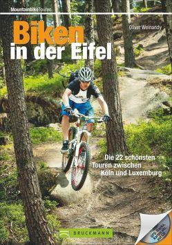 Biken in der Eifel von Weinandy,  Oliver
