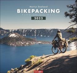 Bikepacking Kalender 2022 von Doolaard,  Martijn, Weingarten